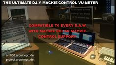PrXoS - The Ultimate D.A.W. Controller (BCF200) (HUI) (MACKIE CONTROL) (...