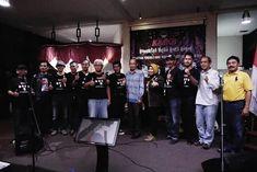 Usai pelantikan, Komunitas Musik Koes Bogor segera realisasikan program kerjanya - Gudang Berita