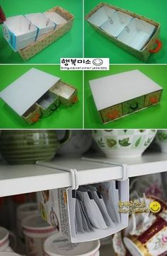 6 Best Ideas for Recycled Craft Projects Recycled Crafts, Diy Crafts, Milk Carton Crafts, Recycling, Cardboard Box Crafts, Easy Arts And Crafts, How To Make Box, Repurposed Items, Frame Crafts