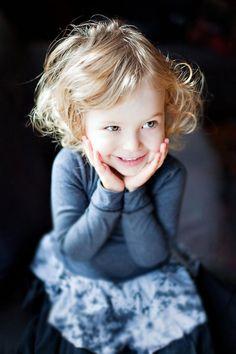 Sweet innocence..