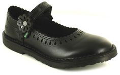 458012ee Find Kickers Adlar Petal 2 Infant girls leather upper school shoes amongst  a fantastic range of girls shoes at Wynsors. Our online shop offers great  offers ...