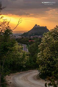 Sümeg Travelogue, Homeland, Budapest, Arch, Country Roads, Journey, Explore, Sunset, Landscape