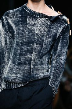 Deconstructed details from Bottega Veneta's Spring/Summer 2015 collection. More fierce fashion here: http://balharbourshops.com/fashion/