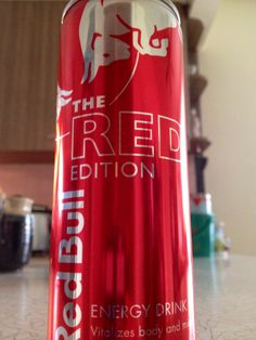 red bull cranberry