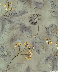 Japanese Import - Serenity - Autumn Wishes - Taupe