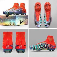 Nike Mercurial Superfly V e todo o Spark Brilliance Pack
