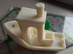 #3DBenchy - The jolly 3D printing torture-test by Z1pp