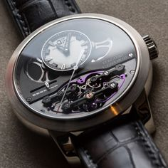 The Girard-Perregaux Constant Escapement L.M by @watchanish #watches #hautehorlogerie #forhim #men #watchesforhim #luxury