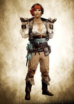 Assassins Creed concept art - Rhona Dinsmore