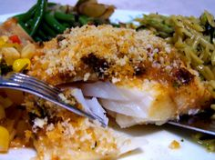 An effortless preparation this dish will impress! Enjoy this savory taste sensation. Can be made with salmon, tuna, boneless chicken breast should be baked at 400 cooked to a temperature of 165 degrees F about 15-20 minutes, tofu even veggies like eggplant and zucchini slices......  Cod is a dense, flaky white flesh that is low in fat, so give it a taste!