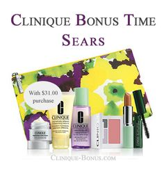 Clinique bonus in Canada; at Sears. 2 colours to choose from. Until May 11. http://clinique-bonus.com/canada/