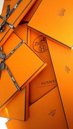 Hermès - Boxes & Bolduc