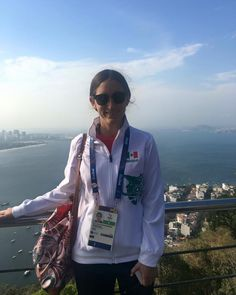 Reni Baitenmann in Rio #rioparalympics2016 Pão de Açúcar