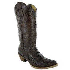 Corral C2692 Women Pointed Toe Leather Western Boot > Hurry! Check out this great shoes : Women's cowboy boots