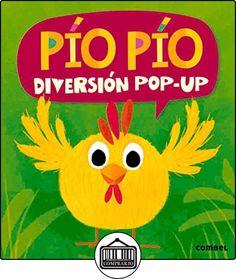 Pío pío (Diversión pop-up) de Kasia Nowowiejska ✿ Libros infantiles y juveniles - (De 0 a 3 años) ✿