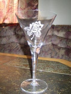 Glasart Martini, Tableware, Glass, Homemade, Dinnerware, Drinkware, Dishes, Martinis, Serveware