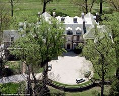 The plot thickens: The lavish Ardrossan Estate in Philadelphia is at the heart of a development battle between the owner and local town planning board