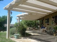 Custom Designed Stanton Patio Covers