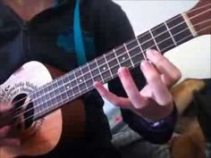 Lord Of The Rings, Rohan Theme PART 1 - Ukulele Tutorial - YouTube