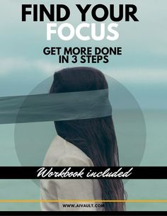 These three step process to get more done is something you can implement today and haev a clear focus. This post even includes a printable free workbook that helps in goal planning (scheduled via http://www.tailwindapp.com?utm_source=pinterest&utm_medium=
