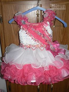 Beautiful Toddler Girl Pageant Dresses | Wholesale Beautiful Toddler Glitz Pageant Dress, Free shipping, $123.2 ...