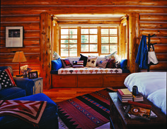 15 steps to get the most from a small, cozy log home