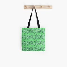 #stylish #pretty #cool #beautiful #unique #original #desigerbag #bag #swirls #elegant #totebag Large Bags, Small Bags, Cotton Tote Bags, Reusable Tote Bags, Medium Bags, Swirls, Are You The One, Dots, Patterns