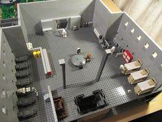 LEGO Star Wars Clone Base on Kashyyyk (3.0) | Flickr - Photo Sharing!