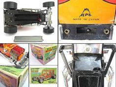 1960's ALPS ビンテージ HOT ROD 箱付き!