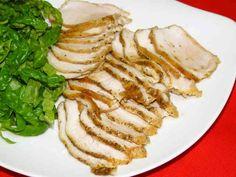 鶏むね肉+しょうゆ+塩+オリーブオイルの画像