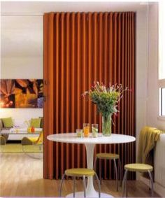 Cloison Extensible Accordéon Accordian Door, Mom And Baby, My Room, Sweet Home, Curtains, Doors, Living Room, Interior Design, Architecture