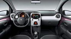 Peugeot 108 interieur