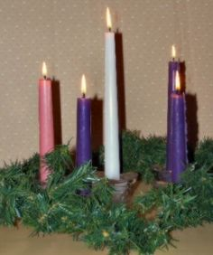 Advent Wreath Prayers and Scripture Readings - Traditional Catholic