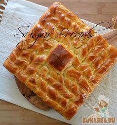 Источник рецепта : авторское оформление Сложность : средне Количество порций : 8 Время приготовления: +/- 180 минут
