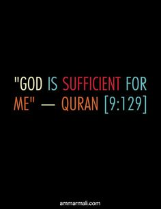 From the Quran: Sufficient Quran Verses, Quran Quotes, Allah Quotes, Faith Quotes, Hindi Quotes, Muslim Quotes, Religious Quotes, Islamic Inspirational Quotes, Islamic Quotes