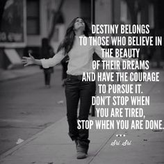Destiny belongs to those who believe in the beauty of their dreams and the courage to pursue it. #quotes Top Quotes, Wisdom Quotes, Best Quotes, Life Quotes, Nice Inspirational Quotes, Motivational Quotes, Boxing Quotes, Daily Inspiration Quotes, Words To Describe