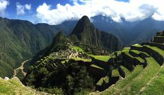 Peru is a MUST-SEE place! Machu Picchu alone is reason to visit Peru, but that is just one of the wonders of Peru! Come explore with us. Mountain Images, Seven Wonders, Machu Picchu, Cappadocia, Rafting, Nature Photos, Wonders Of The World, Scenery, Explore