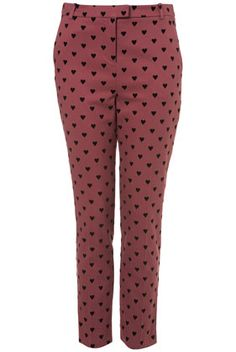 Heart filled trousers $76