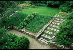 Wellesley, MA Garden - traditional - Landscape - Boston - Roger Washburn Landscape Architecture