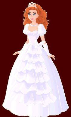Princess Giselle Disney Senior the Eighth