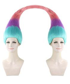 22 Best Troll Wigs and Costumes - Cosplay def375221f