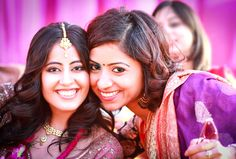 Indian Wedding Photography Sisters or BFFs :)