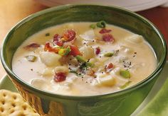 Slow Cooker Cheesy Potato Soup Recipe | Flickr - Photo Sharing!