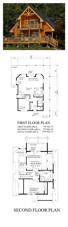 Lakefront home plans on pinterest cool houses bedrooms for Lakefront home floor plans