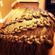 unique braids all you do is take a rat tail comb and use the end to pull the hair braid out loose from the braid itself Mens Braids Hairstyles, Teen Hairstyles, Pretty Hairstyles, Snake Braid, Unique Braids, Hair Addiction, Braids For Long Hair, Braid Hair, Hair Color Techniques