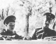"sunovertheempire: "" Alexei Nikolaevich with Gilliard Source: http://otma.blog.cz/galerie/alexej-nikolajevic """