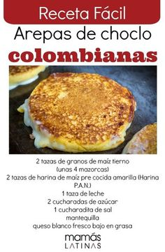 This smoothie makes a delicious breakfast. Colombian Dishes, Colombian Cuisine, Colombian Arepas, Colombian Breakfast, Columbian Recipes, Venezuelan Food, Acorn Squash Recipes, Deli Food, Gastronomia