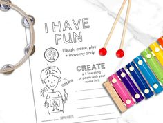 How to introduce kids to the happy habit of Having Fun Creative Activities, Fun Activities, First Doctor, True Happiness, Activity Sheets, Fun Challenges, Good Grades, Feeling Happy, Blank Cards