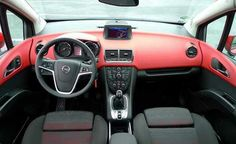 2017 Opel Corsa Interior