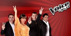 Arabic Version of The Voice